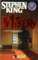 Couverture Misery Editions Sperling Paperback 1991