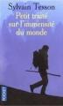 Couverture Petit traité sur l'immensité du monde Editions Pocket 2008