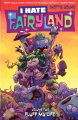 Couverture I hate Fairyland, tome 2 : Sur le trône Editions Image Comics 2016