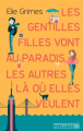 Couverture Les gentilles filles vont au paradis, les autres là où elles veulent Editions Préludes 2017