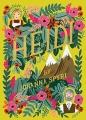 Couverture Heidi /  Heidi, fille de la montagne Editions Puffin Books 2014