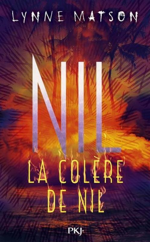 Couverture Nil, tome 3 : La colère de Nil