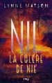 Couverture Nil, tome 3 : La colère de Nil Editions Pocket (Jeunesse) 2017