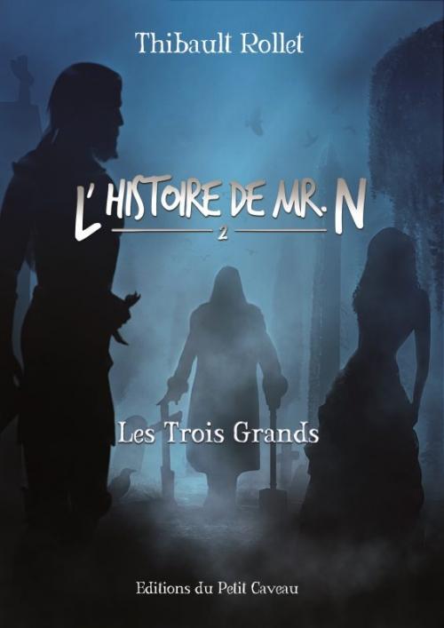 Couverture L'histoire de Mr N., tome 2 : Les trois grands