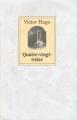 Couverture Quatrevingt-Treize, abrégé Editions L'École des loisirs (Classiques abrégés) 1990