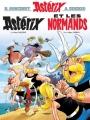Couverture Astérix, tome 09 : Astérix et les normands Editions Hachette 2006