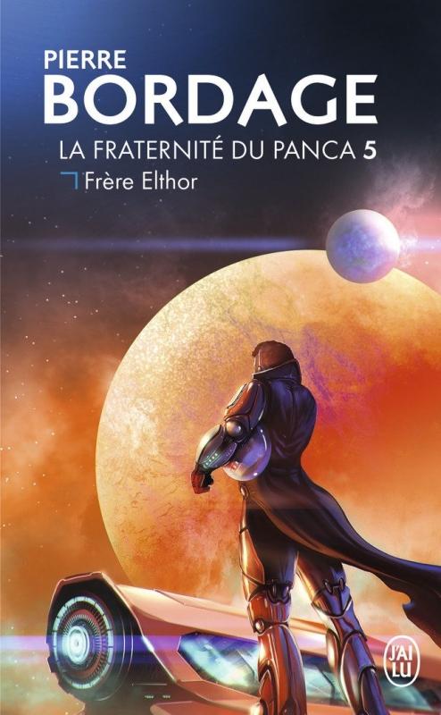 Couverture La Fraternité du Panca, tome 5 : Frère Elthor