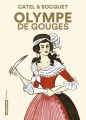 Couverture Olympe de Gouges Editions Casterman (Écritures) 2016