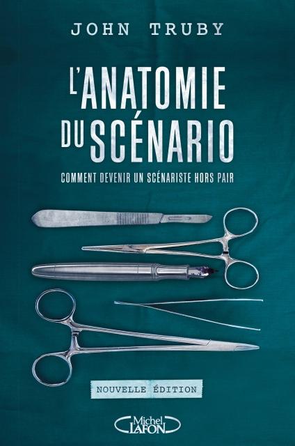 Couverture L'anatomie du scénario