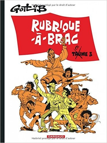 Couverture Rubrique-à-brac, tome 3