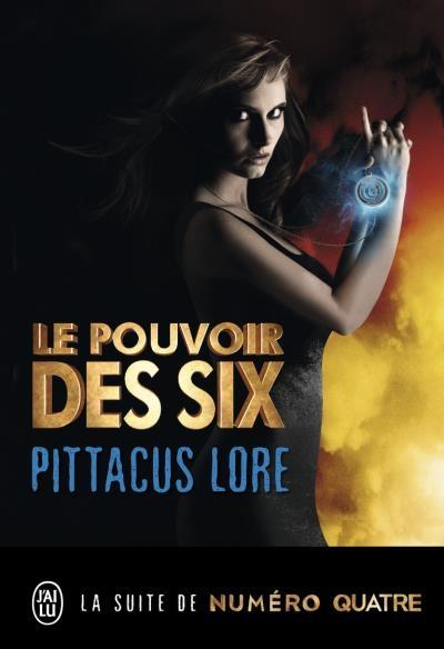 Couverture Les Loriens, tome 2 : Le pouvoir des six