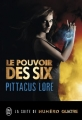 Couverture Les Loriens, tome 2 : Le pouvoir des six Editions J'ai Lu 2014