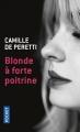 Couverture Blonde à forte poitrine Editions Pocket 2017