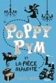 Couverture Poppy Pym et la pièce maudite Editions Seuil 2017