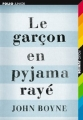 Couverture Le garçon en pyjama rayé Editions Folio  (Junior) 2006