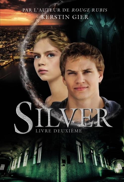 Couverture Silver, tome 2