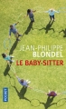 Couverture Le baby-sitter Editions Pocket 2017
