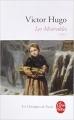 Couverture Les Misérables (2 tomes), tome 1 Editions Le Livre de Poche (Les Classiques de Poche) 2016