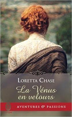 Couverture La Vénus en velours