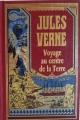 Couverture Voyage au centre de la terre Editions Fabbri (Bibliothèque Jules Verne) 2003