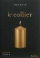 Couverture La soumise, tome 5 : Le collier Editions Marabout (Red Velvet) 2015