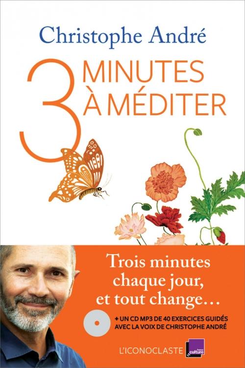 Couverture 3 minutes à méditer