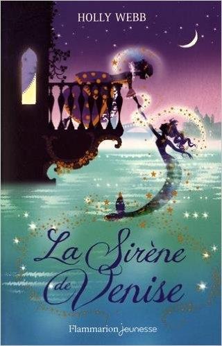 Couverture La sirène de Venise