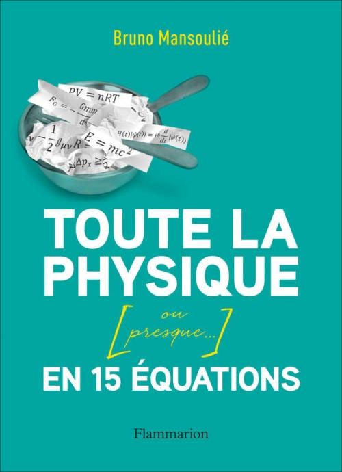 Couverture Toute la physique, ou presque... / en 15 équations