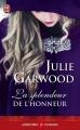 Couverture La splendeur de l'honneur Editions J'ai Lu 2014