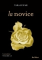 Couverture La soumise, tome 4.5 : La Novice Editions Marabout (Red Velvet) 2016