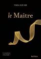 Couverture La soumise, tome 7 : Le maître Editions Marabout (Red Velvet) 2016