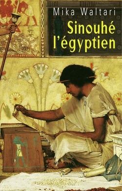 Couverture Sinouhé l'égyptien, tome 1