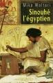 Couverture Sinouhé l'égyptien, tome 1 Editions France Loisirs 2015
