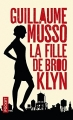 Couverture La Fille de Brooklyn Editions Pocket 2017