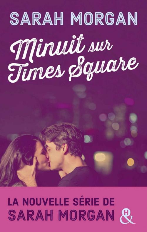 Couverture Minuit sur Time square