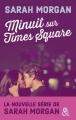 Couverture Minuit sur Time square Editions Harlequin 2017
