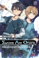Couverture Sword art online (roman), tome 5 : Alicization beginning Editions Ofelbe 2017