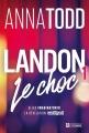 Couverture Landon, tome 1 : Landon / Nothing more Editions De l'homme 2016