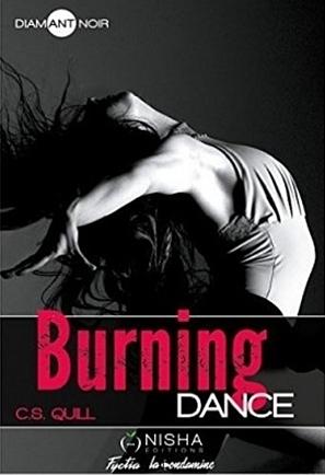 Couverture Burning dance