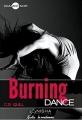 Couverture Burning dance Editions Nisha (Diamant noir) 2016