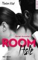 Couverture Room hate / Colocataires malgré nous Editions Hugo & Cie (New Romance) 2017