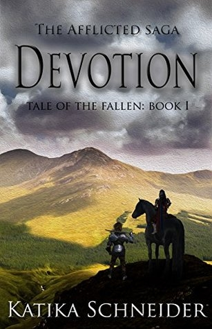 Couverture The Afflicted Saga: Tale of the Fallen, tome 1: Devotion