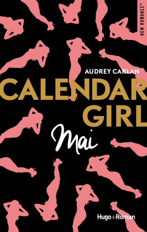 Couverture Calendar girl, tome 05 : Mai