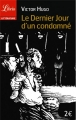 Couverture Le Dernier Jour d'un condamné Editions Librio (Littérature) 2012