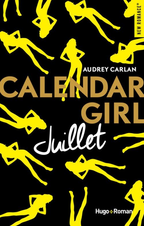 Couverture Calendar girl, tome 07 : Juillet