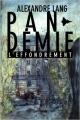 Couverture Pandémie, tome 1 : L'effondrement Editions CreateSpace 2015