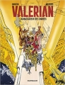 Couverture Valérian, Agent Spatio-temporel, tome 06 : L'Ambassadeur des Ombres Editions Dargaud 2017