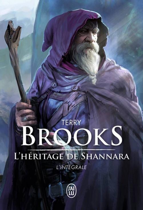 Couverture L'héritage de Shannara, intégrale