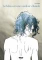 Couverture Le bleu est une couleur chaude Editions Glénat 2010