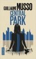 Couverture Central Park Editions Pocket 2017